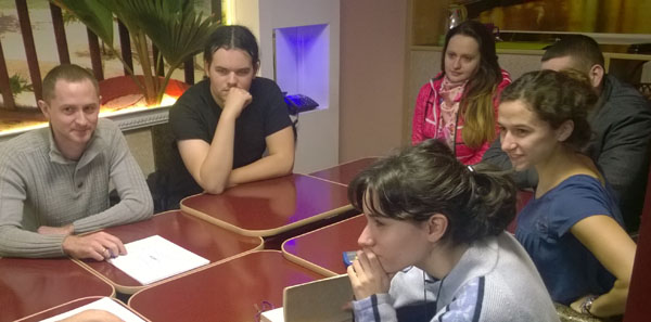 Learning Russian Language in Chisinau