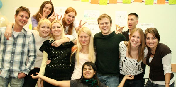Learning Russian Language with NovaMova School