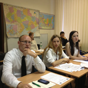 Policy and Conflict - Russian Language Program in Novamova
